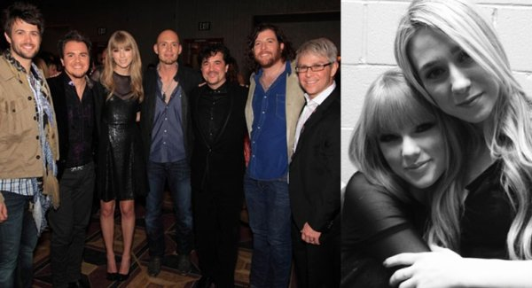 1 Avril 2012 ღ Taylor présente à l'After Party des American Country Music Awards