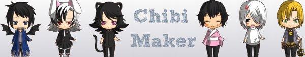 Créez votre propre Chibi