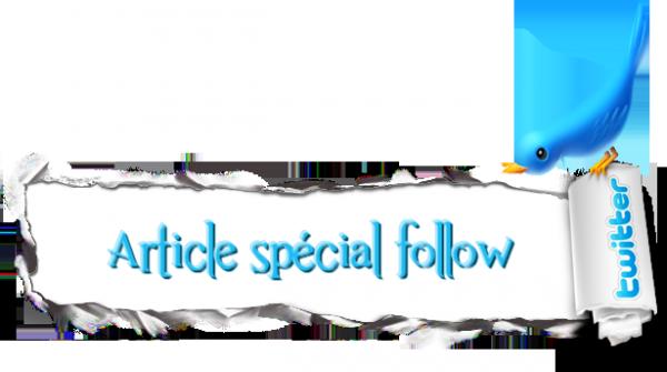 Les gens à suivre sur Twitter
