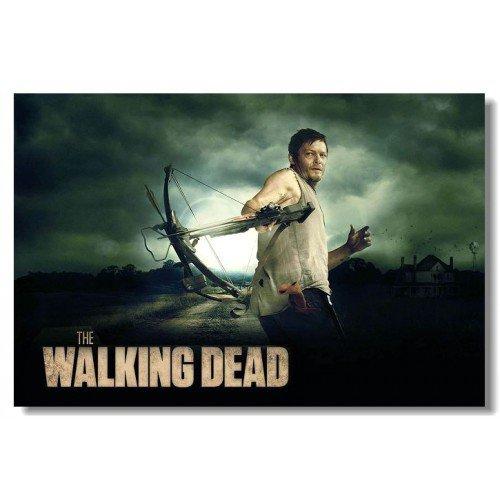La série Walking Dead
