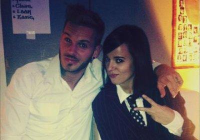 Sondage couple : Trouvez-vous que Matt Pokora et Alizée forment un couple assorti ?