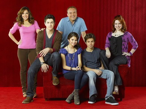 les sorcier de waverly place ...