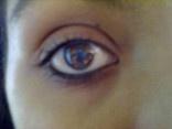 les yeux d'un ange  mais se regard n'est maintenant plu pour moi