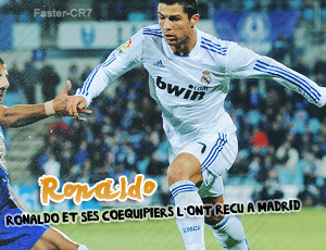 Bienvenue On Faster-CR7 • The Best Source about Cristiano Ronaldo ♦ Article.4