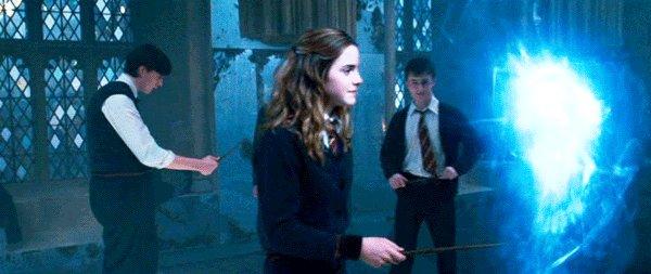 Le retourneur de temps (Hermione Granger)