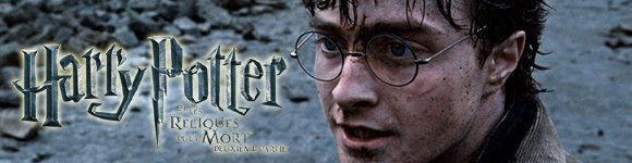 Prochaine article HarryPotter!