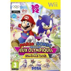 Mario et Sonic aux jeux olympique de Londre !