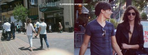 Eleanor et Louis à Santa Monica le 18 et 19 juin