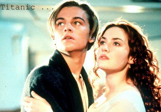 Titanic / #Me laisse pas# ♥