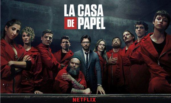 LA CASA DE PAPEL (partie 3)