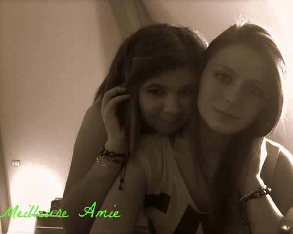 #Meiileure Amie , Mo n bébé , ELLE , la seule l'unique ! Celle qui me manque le plus c'est bien toi Ma Shérrie !