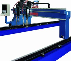 CNC cutting machine for gardening and maintenance