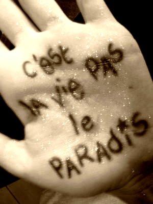 .  13H24-X.SKYROCK.COM____  .  C'est lα vie pαs le pαrαdis_______________