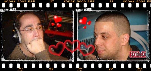 Romano et Cedricain L'amour fou