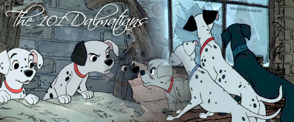 Déco décallé, clik The 101 Dalmatians  » xDiisney-Magiic