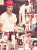 ★ Candids & As Long As You Love Me.