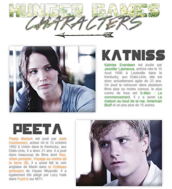 lundi = article inutile sur hunger games