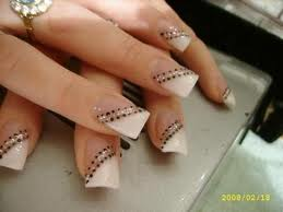 Ongles pour mariage