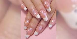Jolie ongles pour mariage