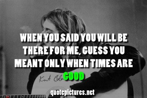 J'aurai besoins que tu sois la...