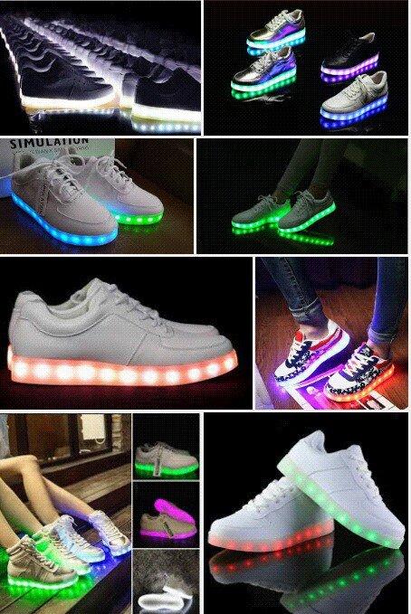 Avec la chaussure simulation