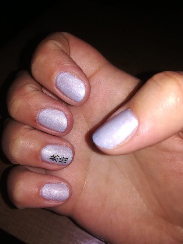 Mes ongles naturels 😍😍