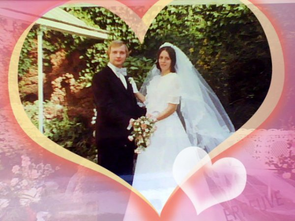 (l) 37e Anniversaire de Mariage, Noces de papier ce 9 juillet 2013 (l)