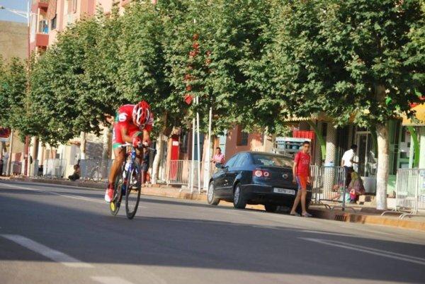 Me in champions shipe in morocco TT