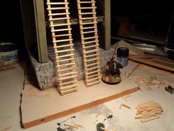 il en faudra beaucoup pour le diorama de  EDORAS