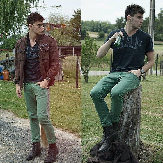 # La Beauté du Corps... Quand il est Masculin #