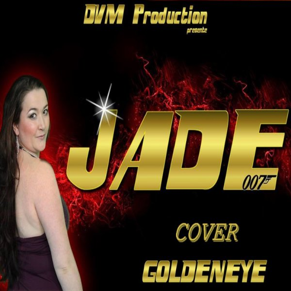 GoldenEye Cover  By Jade
