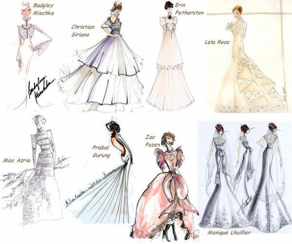 N°22 Mariée Robe Imaginent Les De La Designers Bella Alias rqwxrazCg7