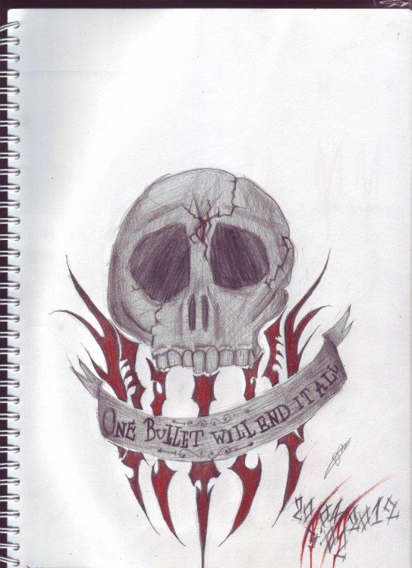 death head  :O