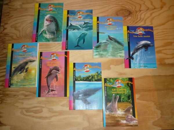 Jessica et les dauphins
