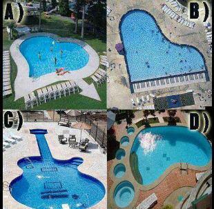 MA piscine de rêve...