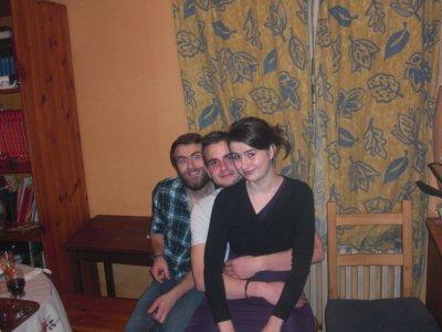 Mika, Ben et moi