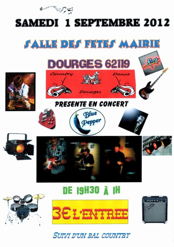 SOIREE ROCK & BLUES