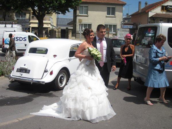 MARIAGE DE JUSTINE