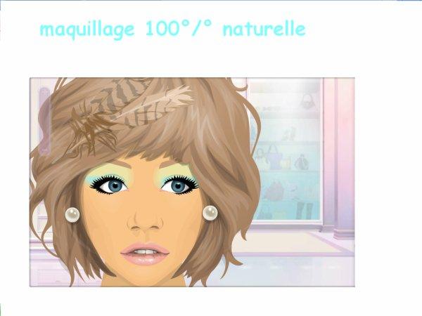 maquillage naturelle
