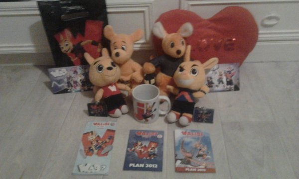 ma collection ^^
