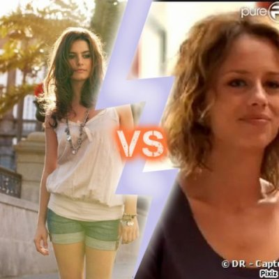 Mélanie vs Eve