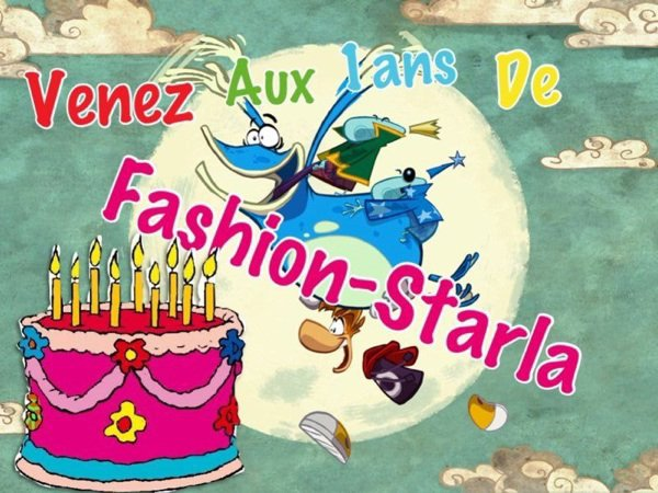 Fashion-Starla