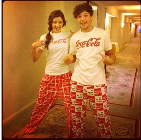 Ils font un couple parfait ♥