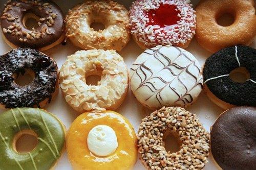 mmmmh des donuts