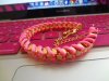 my new barcelet