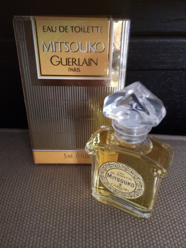 Mitsouko Miniature Mitsouko Miniature Guerlain Parfum Parfum KTJc1lF