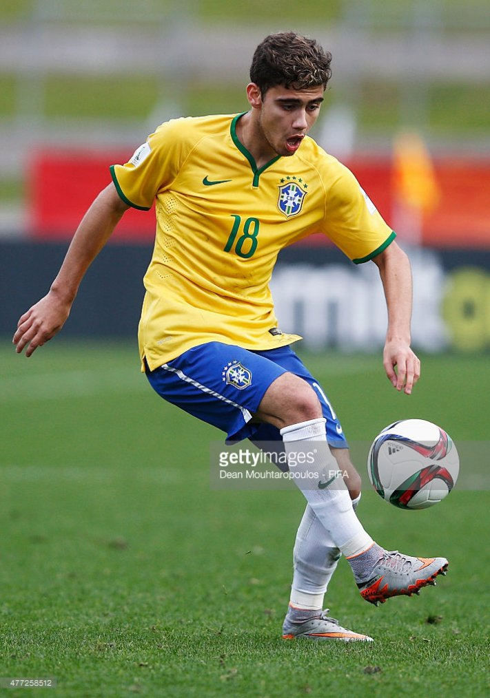 Andreas Pereira (Brésil)
