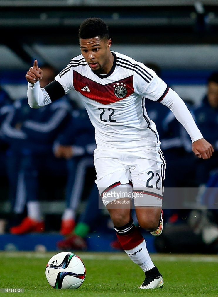 Serge Gnabry (Allemagne)