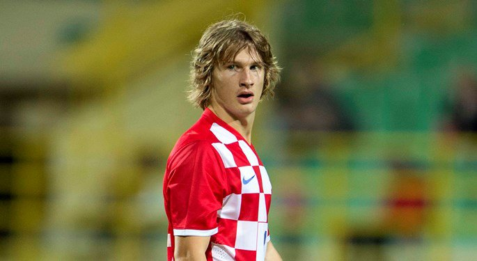 Tin Jedvaj (Croatie)