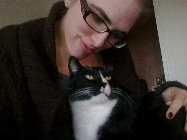 mon petit chat et moi